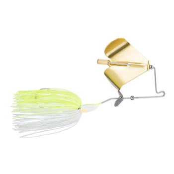 Jackall Firecracker 1/2oz Chartreuse Back Pearl