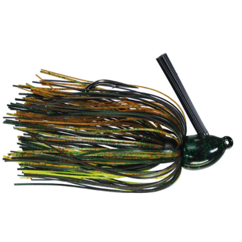 Strike King Hack Attack Flipping Jig. 1/2oz Texas Craw