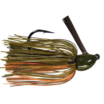 Strike King Hack Attack Flipping Jig. 1/2oz Bama Craw