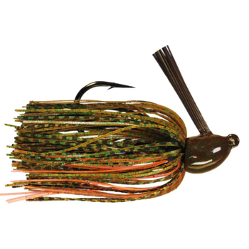 Strike King Hack Attack Flipping Jig. 1/2oz Sexy Craw