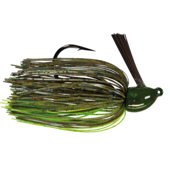 Strike King Hack Attack Flipping Jig. 1/2oz Summer Craw