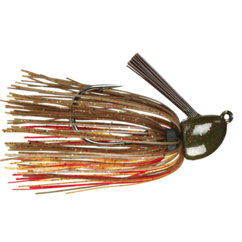 Strike King Hack Attack Flipping Jig. 1/2oz Falcon Lake Craw
