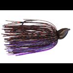 Strike King Denny Brauer Structure Jig 1/2oz Peanut Butter Bug