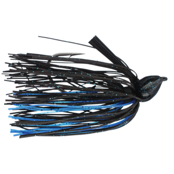 Strike King Denny Brauer Structure Jig 1/2oz Black Blue