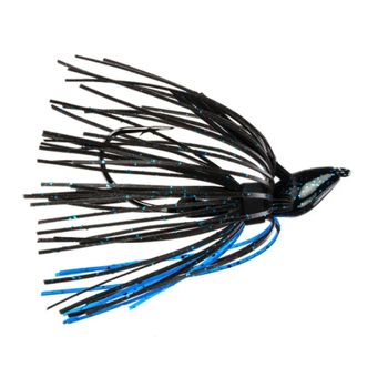 Strike King Denny Brauer Baby Structure Jig 3/8oz Black Blue