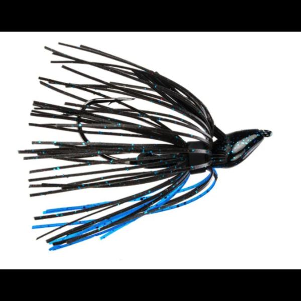 Strike King Denny Brauer Baby Structure Jig 3/8oz Black Blue