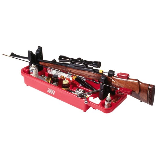 "MTM Gunsmith Maintenance Center RMC-5-30, 29.5""L x 9.5""W x 4.5""H, Red"