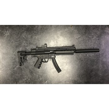 German Sport Guns GSG-16 22LR w/Two Mags Bushnell Red Dot