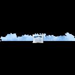25Lb Bag Frozen Ice Cubes