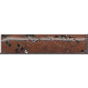 "Phenix 3.5"" Tournament Salty Tubes Brown Black Flake (ST256)"