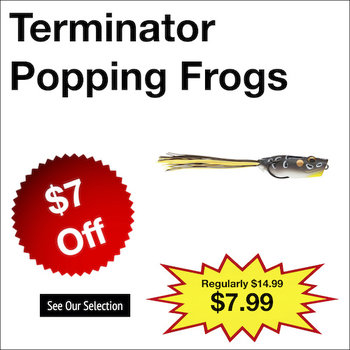 Terminator Popping Frogs