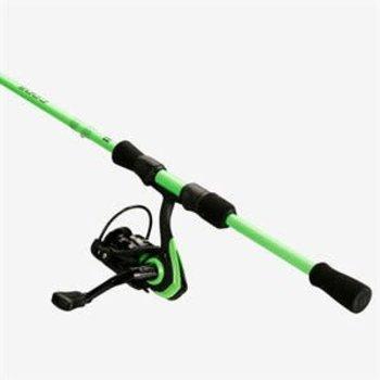 13 Fishing Code Neon 6'7ML Spinning Combo. 2-pc