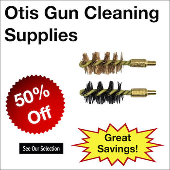 Otis Gun Cleaning Supplies