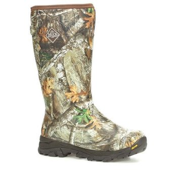 Muck Men's Arctic Ice XF Wide Calf Arctic Grip, Realtree Edge Mini, 15