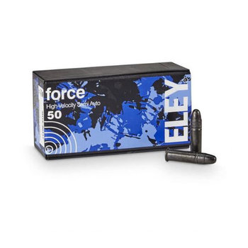 Eley Force .22 LR High Velocity 42 Grain 50 Round Box