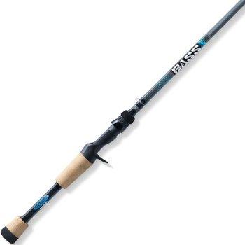 St Croix Bass X 7'10H Casting Rod.