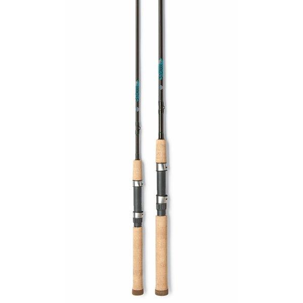 St Croix Premier 7'ML Fast Spinning Rod.