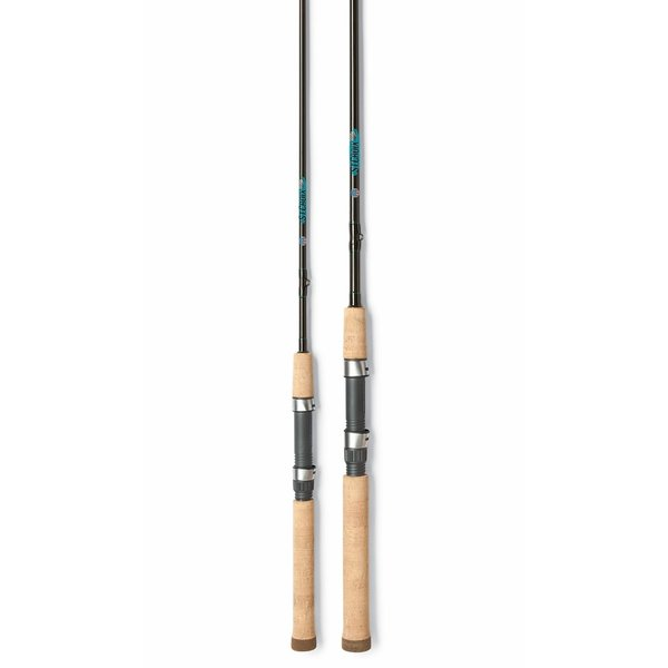 St Croix Premier 6'6MH Fast Spinning Rod. 2-pc