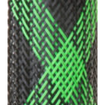 The Rod Glove Spinning Standard. 7' Green Spyder