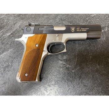 Smith & Wesson Model 745 10th Anniversary  45 ACP Semi Auto Pistol w/2 Mags