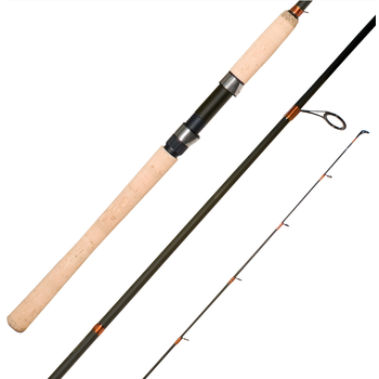 "Streamside Heritage 9'6"" Salmon Rod. Med-Fast 8-14lb 2-pc"