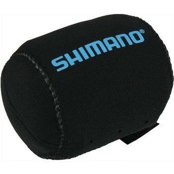 Shimano Neoprene Casting Reel Cover. Medium Black