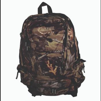 Backwoods Flexframe Camo Backpack 37L