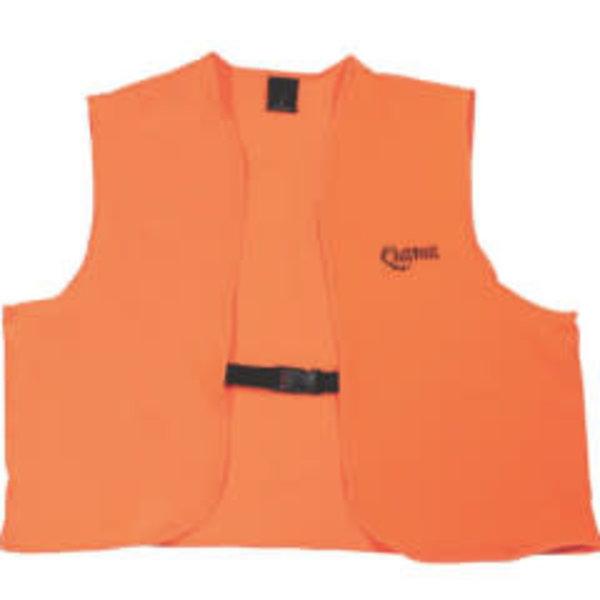 Backwoods Hunter Safety Vest Blaze Orange M