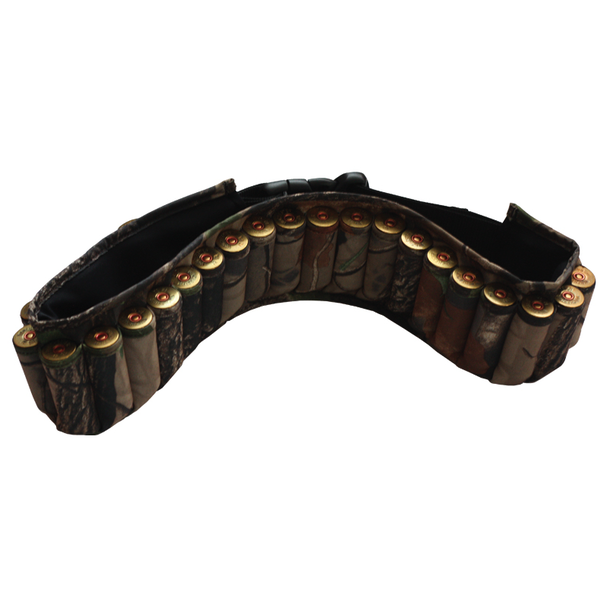 Backwoods Neoprene ShotShell Belt (Fits 25)