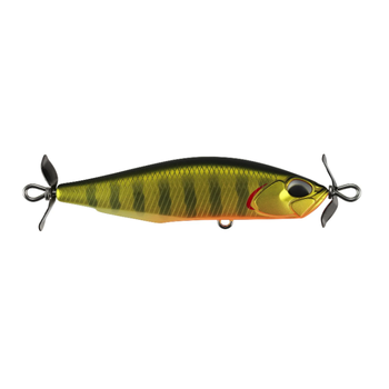 Duo Realis Spinbait Alpha 72 Gold Perch