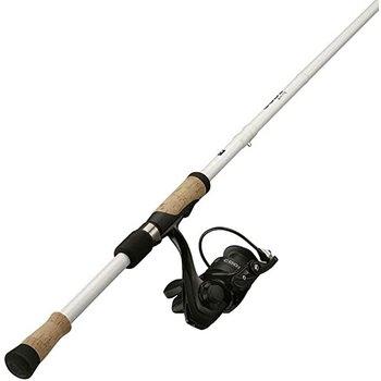 13 Fishing Code White 6'6ML Spinning Combo. 2-pc