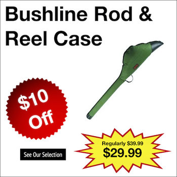 Bushline Rod & Reel Case