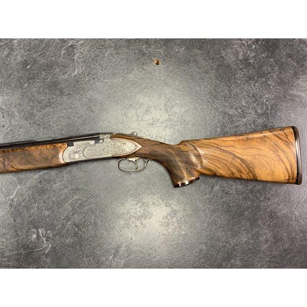 "Beretta 687 EELL 12ga 30"" Sporting Over/Under Shotgun w/Custom Stock, Hard Case & Chokes"