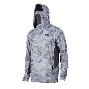 Pelagic Exo-Tech 2.0 Hooded Fishing Shirt L