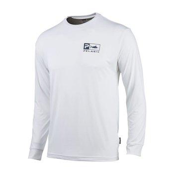Pelagic Aquatek Icon Performance Long Sleeve L Fishing Shirt