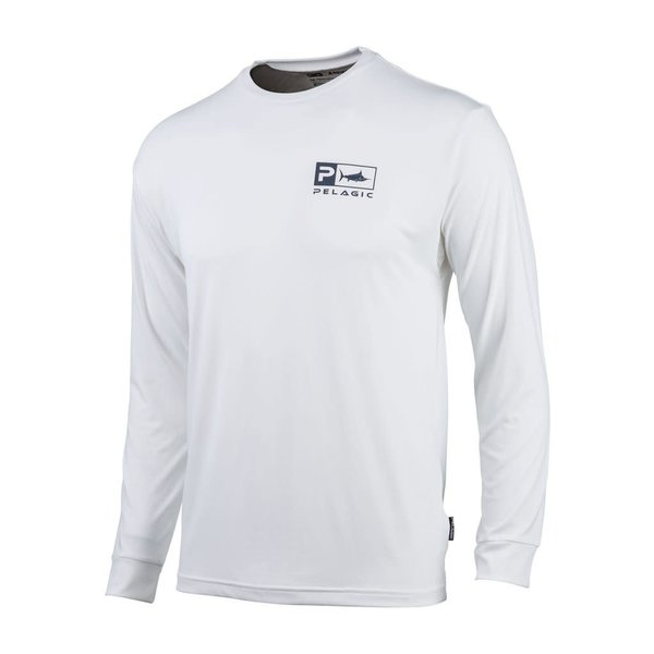 Pelagic Aquatek Icon Performance Long Sleeve XL Fishing Shirt