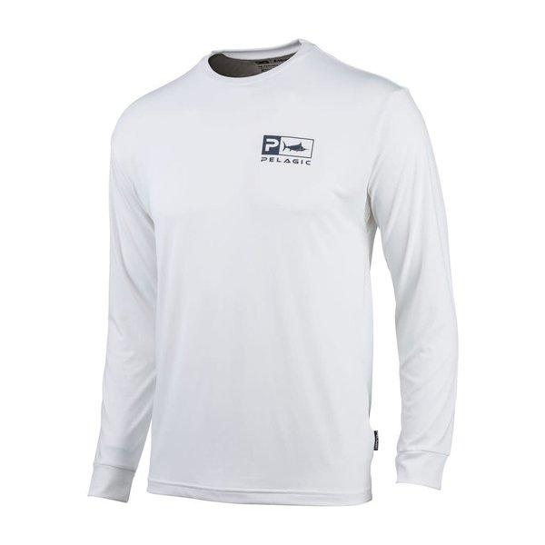 Pelagic Aquatek Icon Performance Long Sleeve M Fishing Shirt