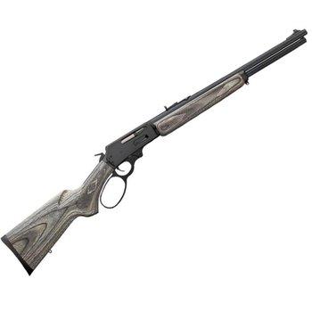 "Marlin Lever Action Rifle 336W-LS 30-30 20"" Barrel Big Loop Black/Grey Laminate Stock"
