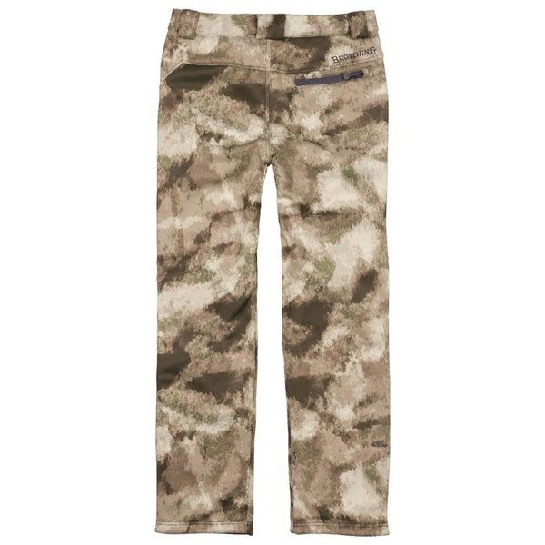 Browning Hells Canyon Speed Hellfire FM Insulated Gore Windstopper Pant Size 36 A-TACS TD-X Camo