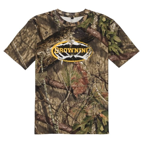 Browning Graphic T Sheds/Mossy Oak Break-Up Country X-Large