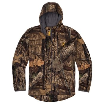 Browning Wasatch Fleece Jacket MOBUC Medium