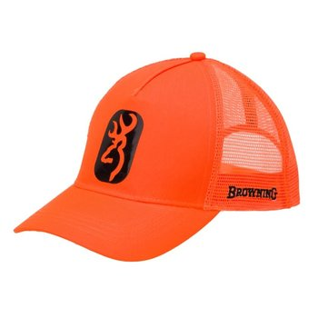 Browning Centerfire Cap, Blaze Orange, O/S
