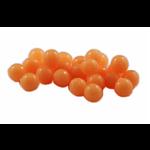 Cleardrift Tackle Glow Soft Eggs 8mm Fuzzy Peach 24-pk