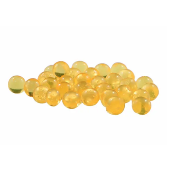 Cleardrift Tackle Soft Bead 8mm Natural Orange 30-pk