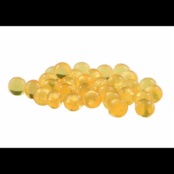 Cleardrift Tackle Soft Bead 8mm Natural Orange 30-pk