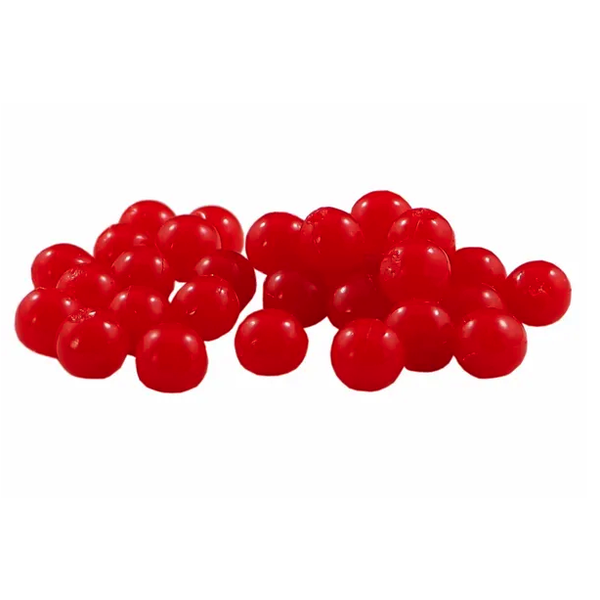 Cleardrift Tackle Soft Bead 8mm Blood Red 30-pk