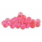 Cleardrift Tackle Soft Bead 8mm Candy Apple 30-pk