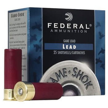 "Federal Game Shok 410Ga 3"" 11/16OZ Number 6"