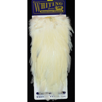 Whiting American Rooster Saddle White