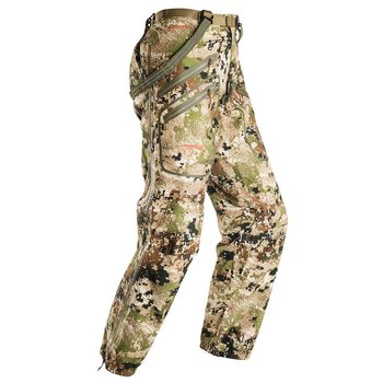 Sitka Cloudburst Pant, Optifade Subalpine, L